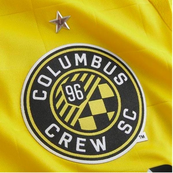 Columbus Crew SC Jersey logo