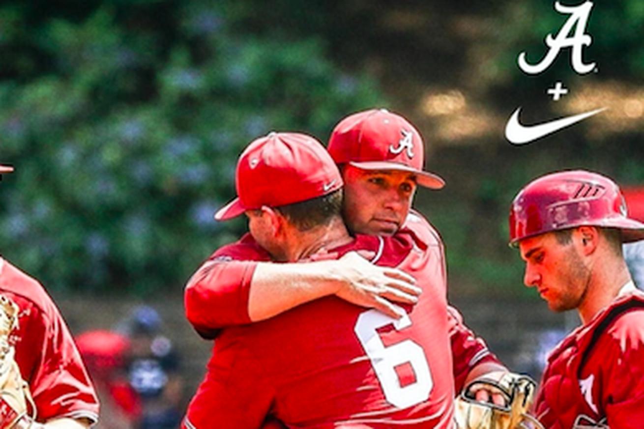 f477ef813 Alabama Baseball Fall Roster Shapes Up - Roll 'Bama Roll