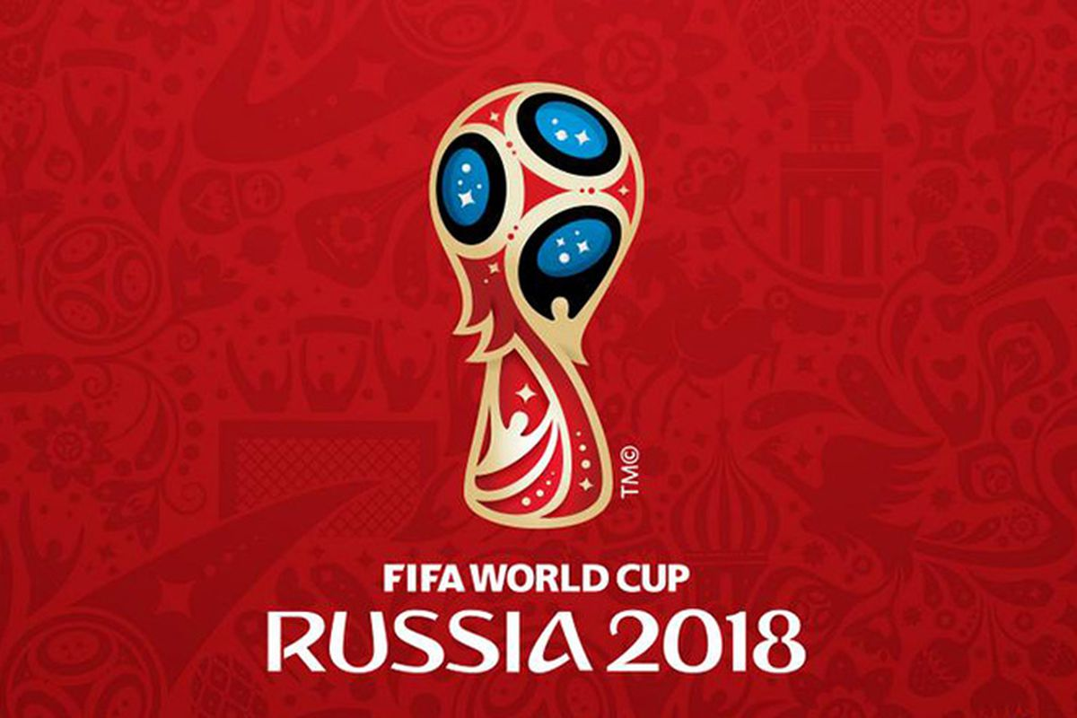 the russian world cup logo looks like a bug eyed alien the verge