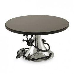 Michael Aram Black Orchid Cake Stand, $225