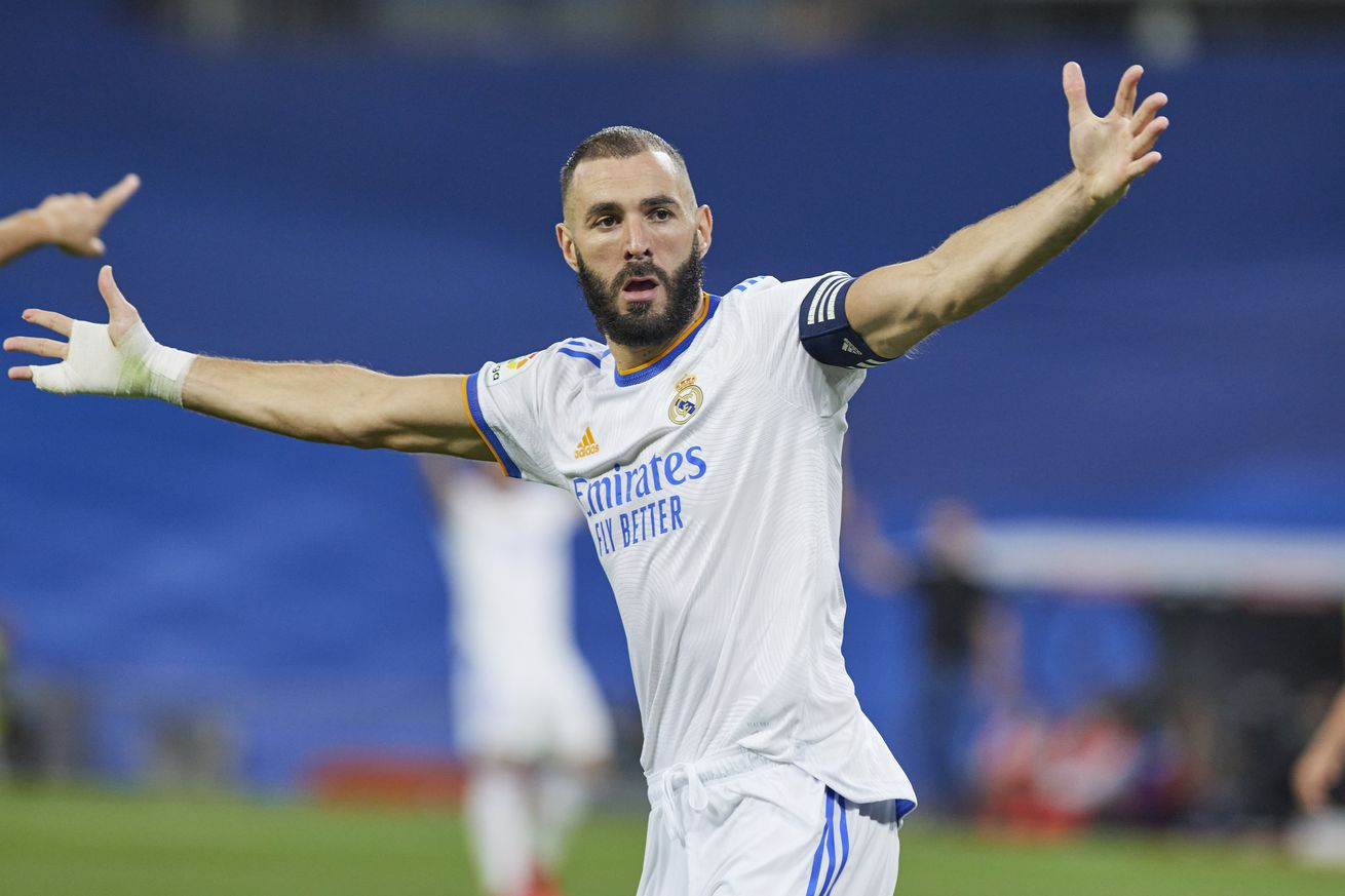 Benzema: ?I don?t think there?s Benze-dependence at Real Madrid?