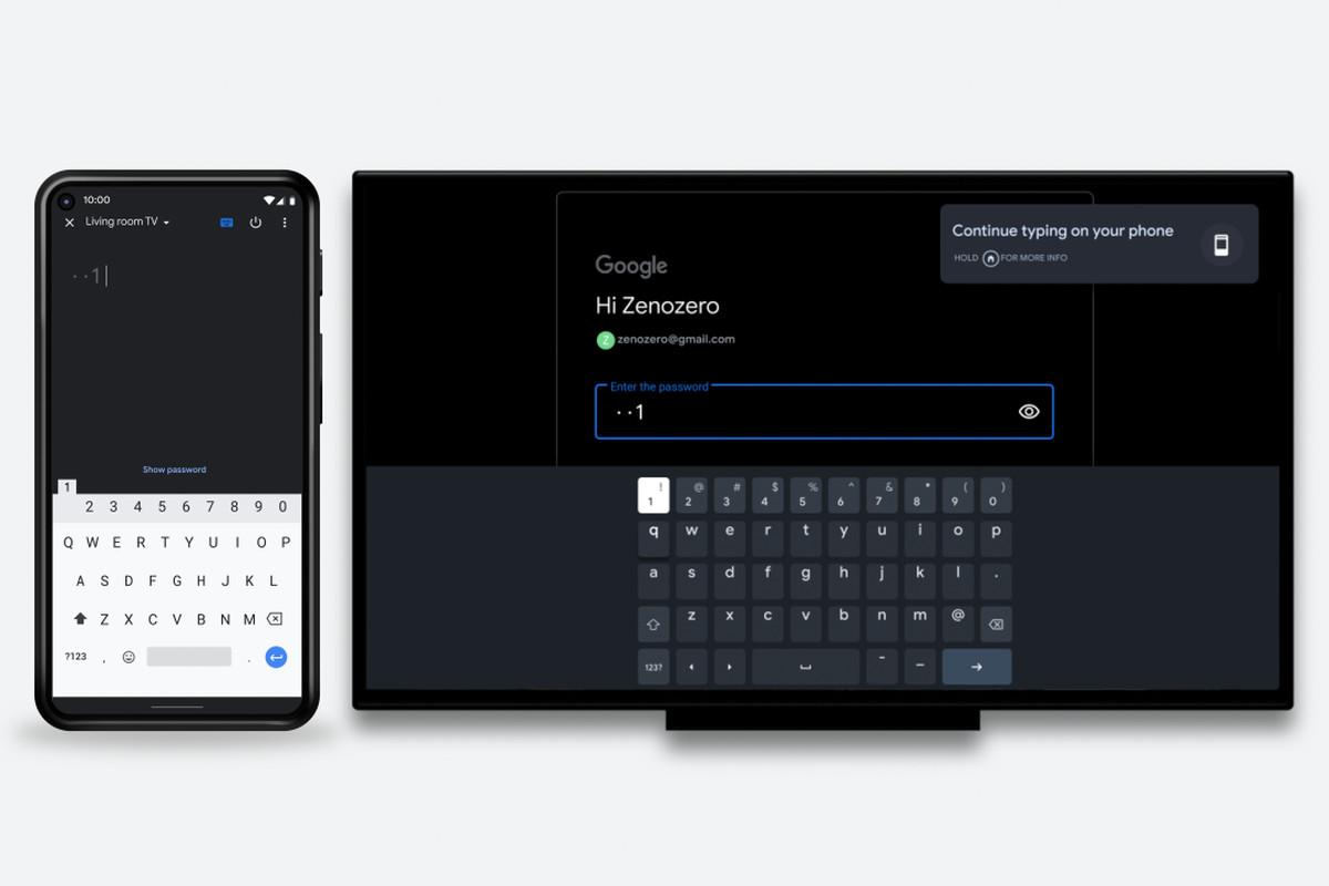 RIP Android TV remote app, hello Google TV remote app