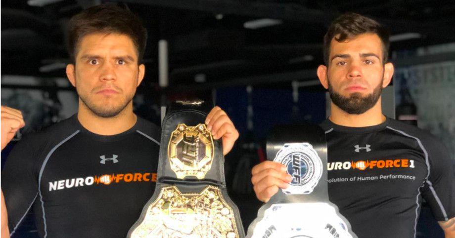 Bruno Silva: How champ-champ Henry Cejudo helped me enter the UFC