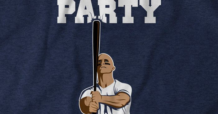save off 478f6 88ce9 Stand by Brett Gardner with a Gardy Party t-shirt ...