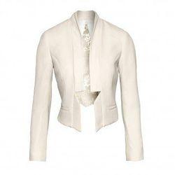 "<a href= ""http://www.hmfashionstar.com/fashion-star-ep-9-blazer-designed-by-orly/detail.php?p=369332&v=hm"">Fashion Star® Ep 9 Blazer Designed by Orly</a>, $39.95 at H&M"