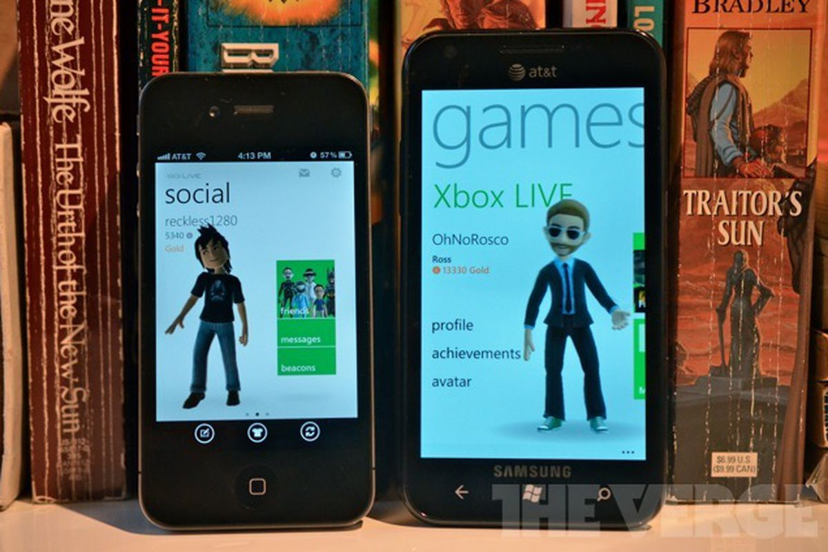 Microsoft S My Xbox Live For Ios Puts A Little Windows Phone On Your Iphone