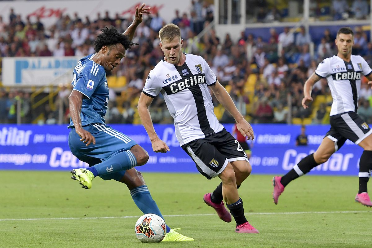 Juventus Vs Parma Match Preview Time Tv Schedule And How To Watch Black White Read All Over