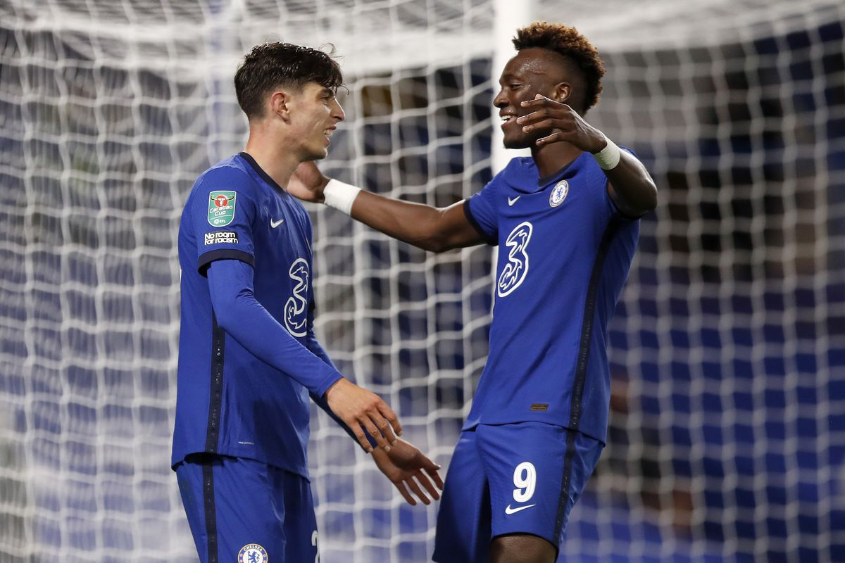 Chelsea 6 0 Barnsley Player Ratings Havertz Abraham Off And Running We Ain T Got No History