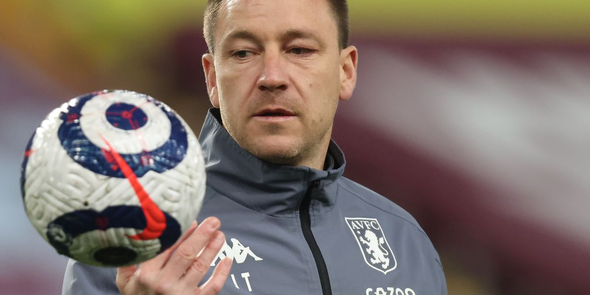 John Terry leaves Aston Villa coaching role, with a view towards management