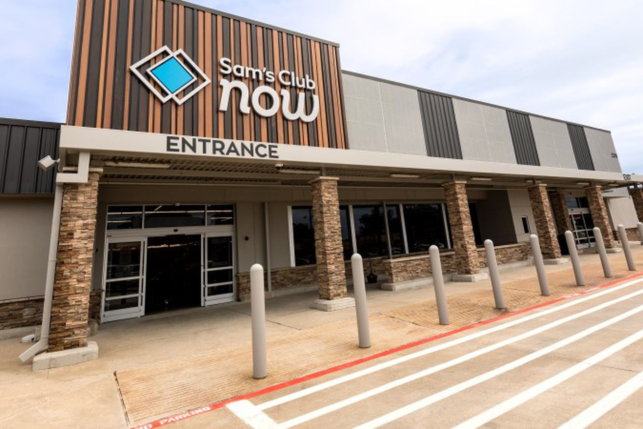 walmart owned sam s club is opening a cashier less store in texas