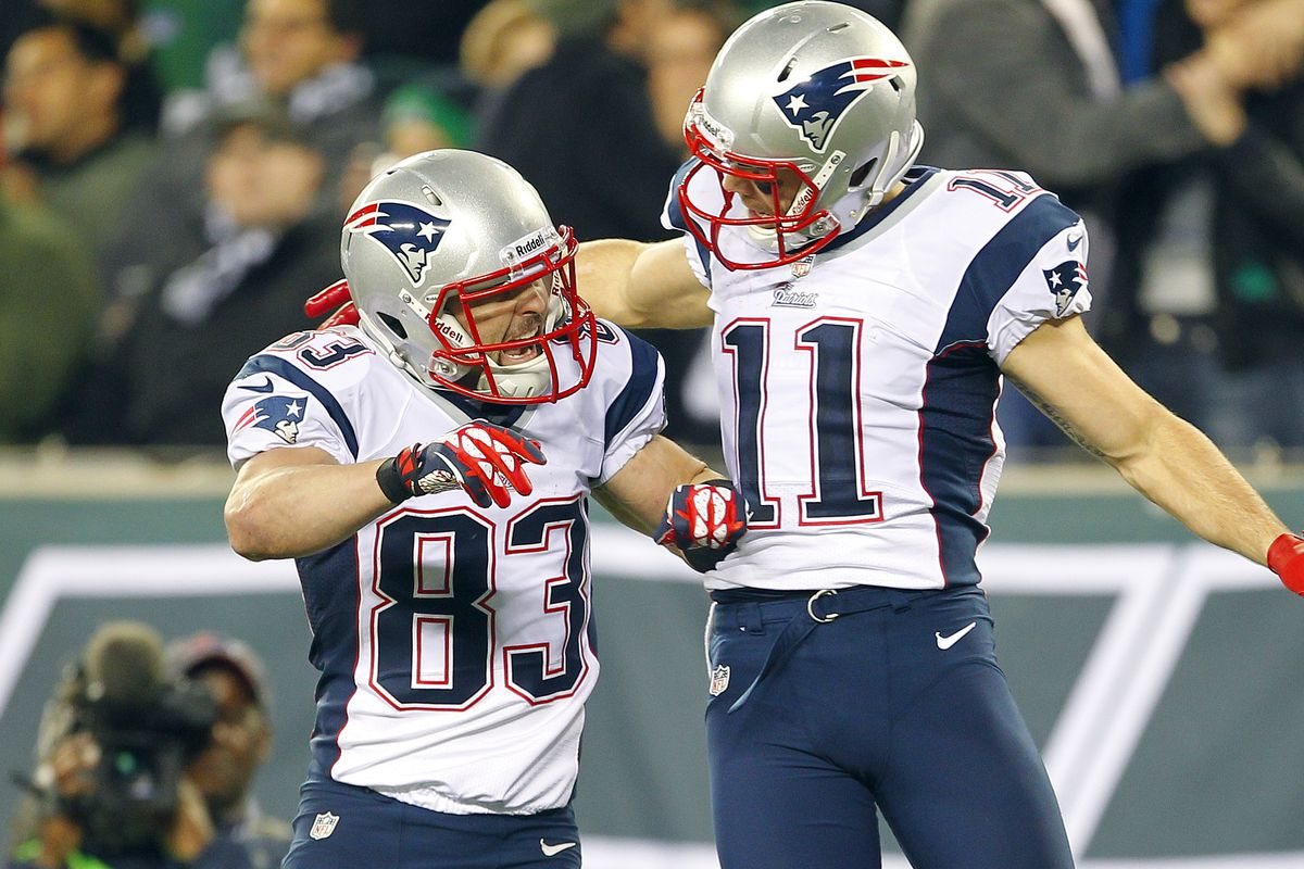 Who Was The Better Patriots Receiver Wes Welker Or Julian Edelman Pats Pulpit