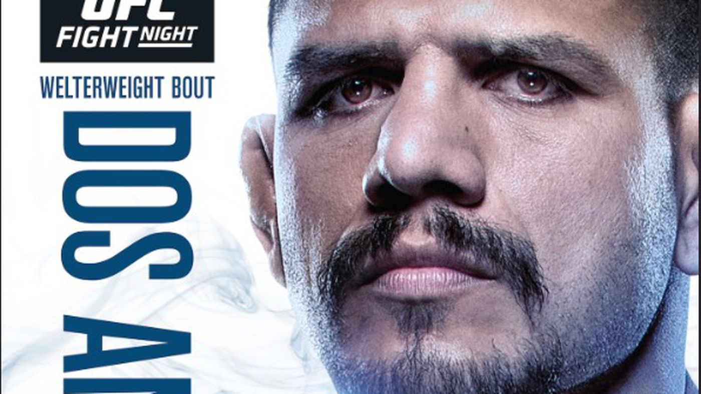 Pic: Official UFC on ESPN+ 10 poster drops for 'Dos Anjos vs. Lee' on May 18 in Rochester