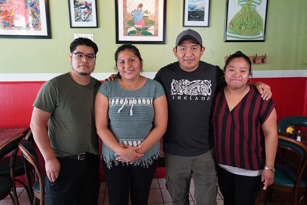Kie-Gol-Lanee an Uptown restaurant standout with tamales, Oaxacan cuisine