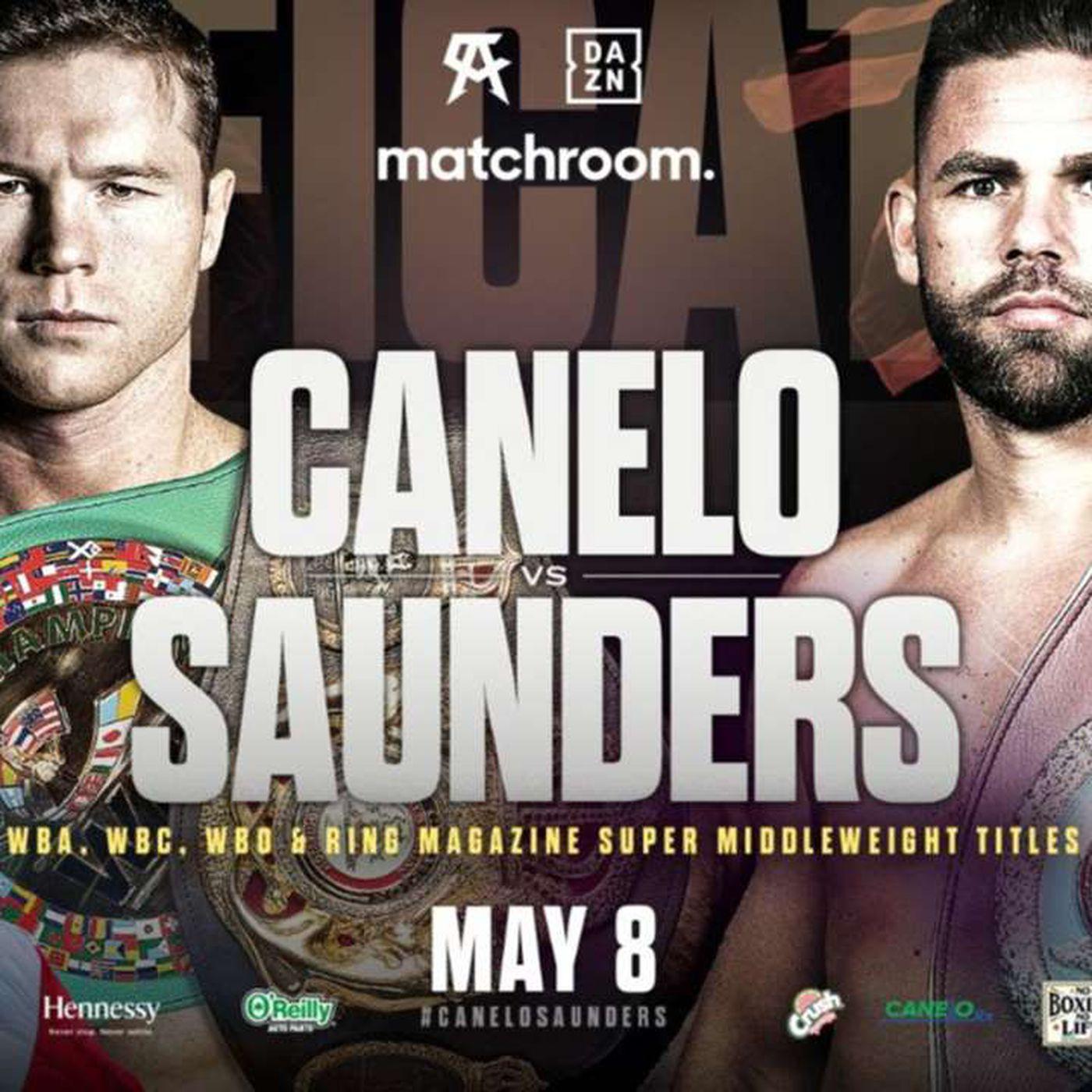 Canelo Vs Saunders Live Streaming Press Conference Bad Left Hook