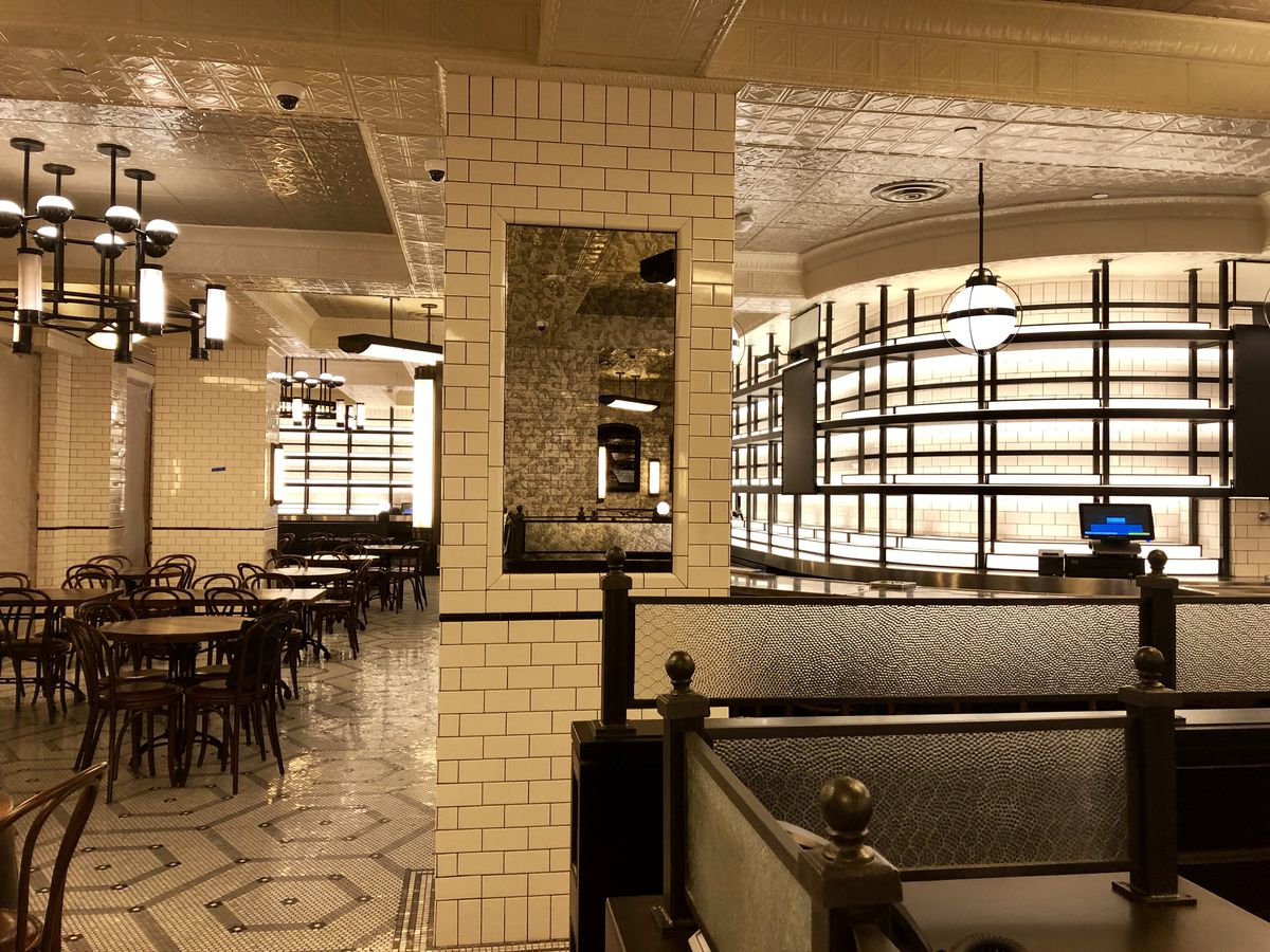 American Brasserie The Smith Brings Its Comfort Food To U