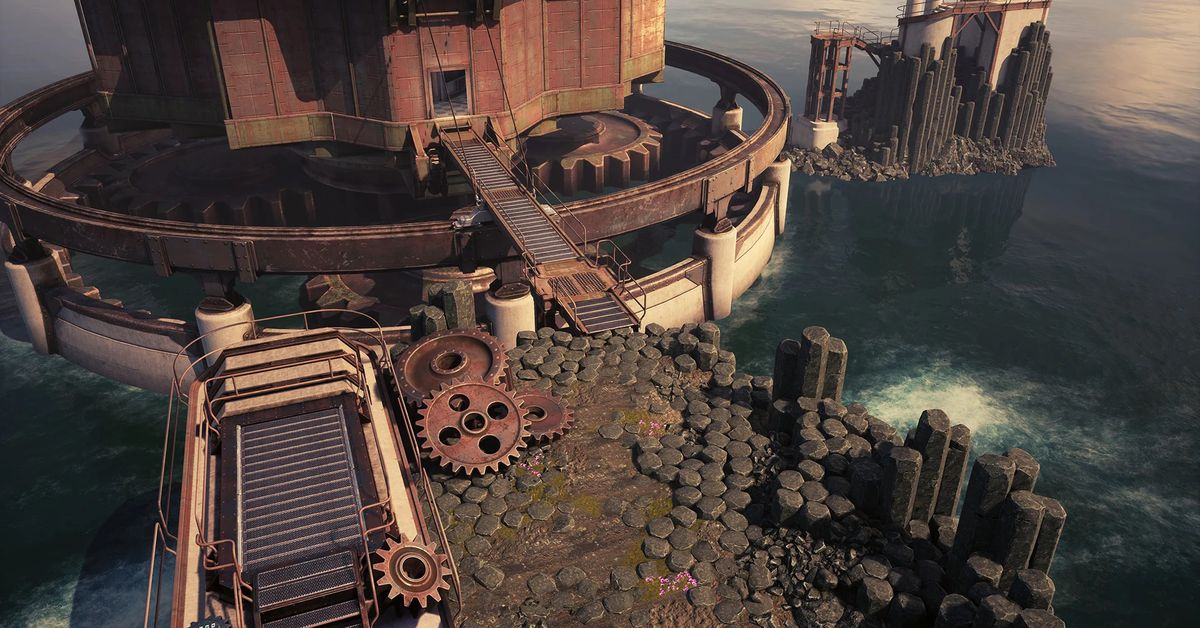 The VR Myst remake is also coming to the Mac and PC this fall