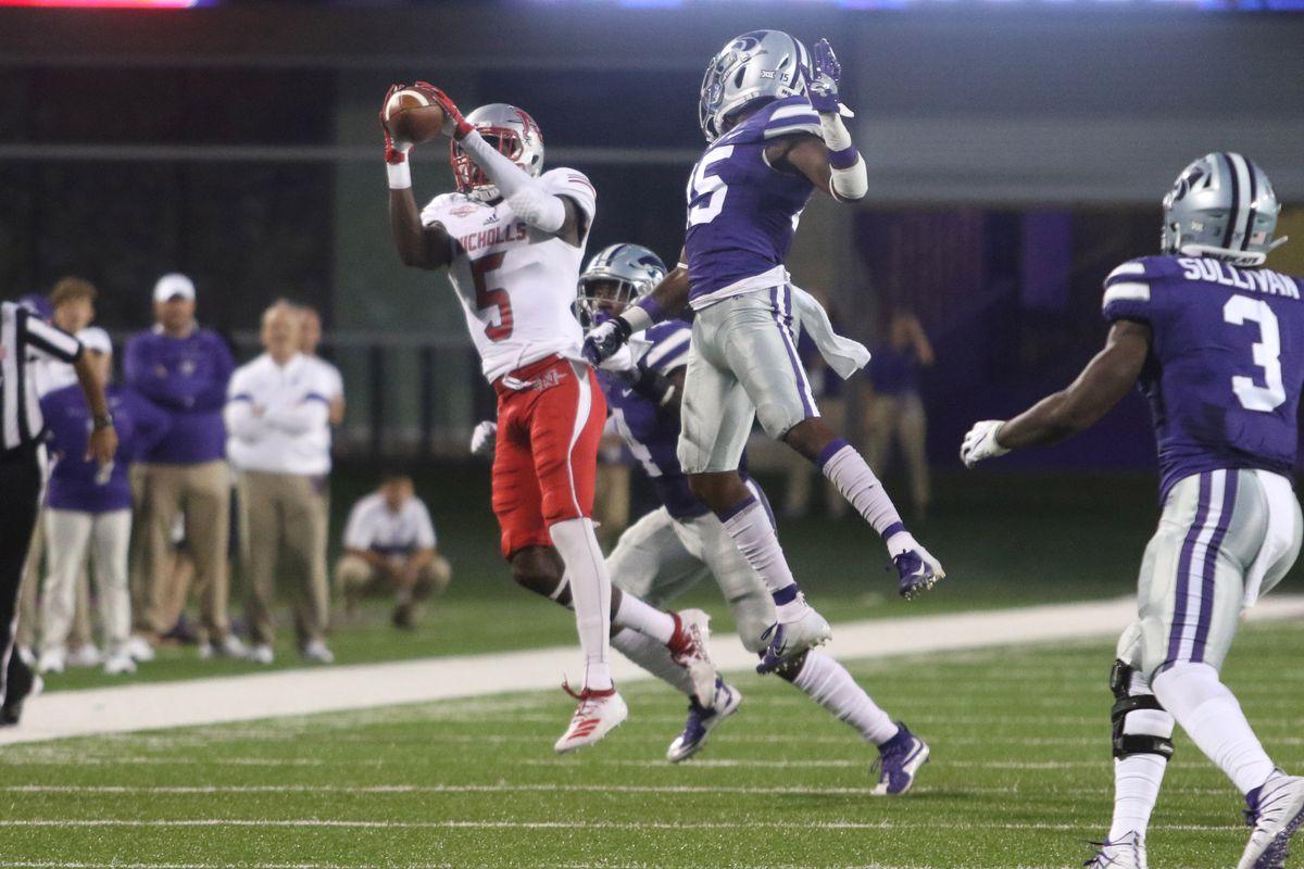 NCAA Football: Nicholls State at Kansas State