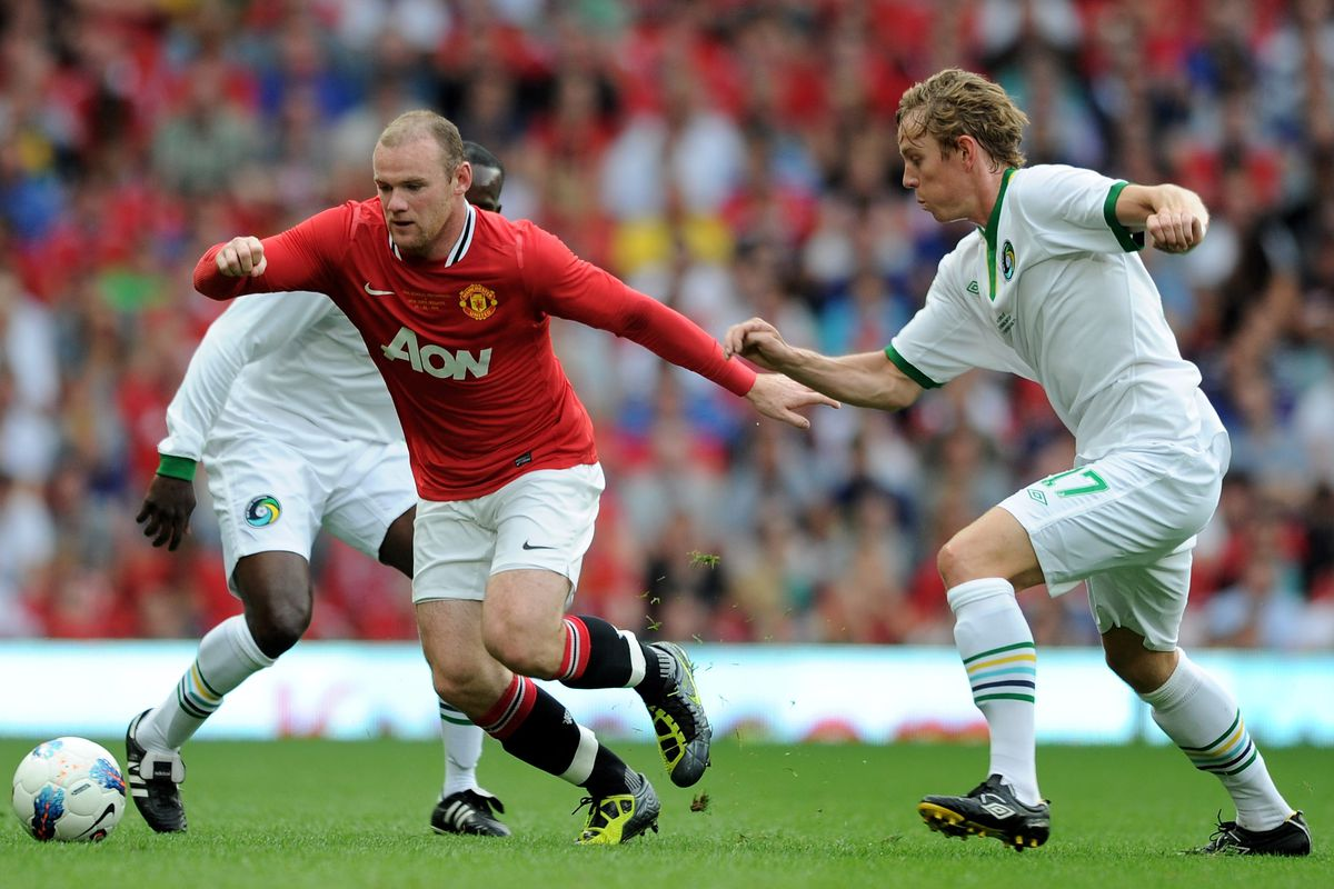 Manchester United v New York Cosmos - Paul Scholes' Testimonial Match