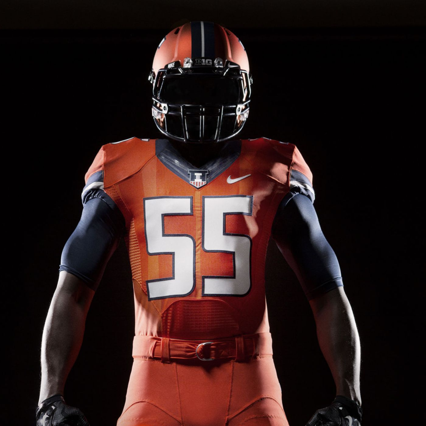 The Top 10 Illinois Football Uniforms Of All Time Ranked The Champaign Room