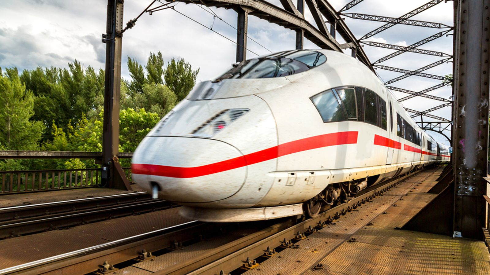 What America Can Learn From Germany S High Speed Trains Vox