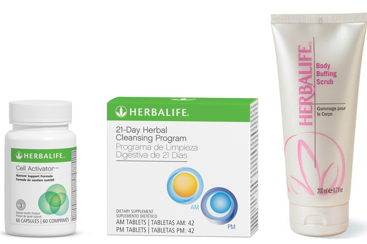 Juicing the pyramid: is Herbalife an $8 billion house of cards ...