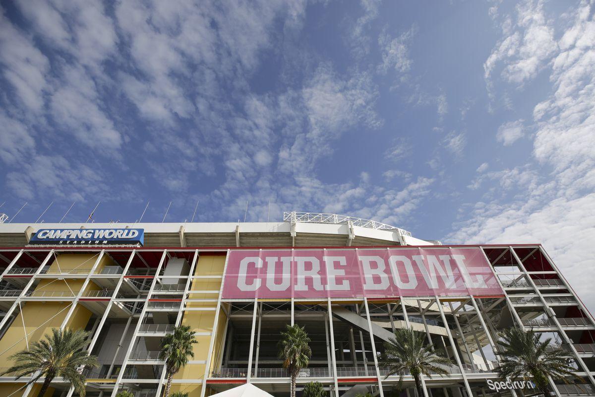 COLLEGE FOOTBALL: DEC 15 Cure Bowl - Tulane v Louisiana