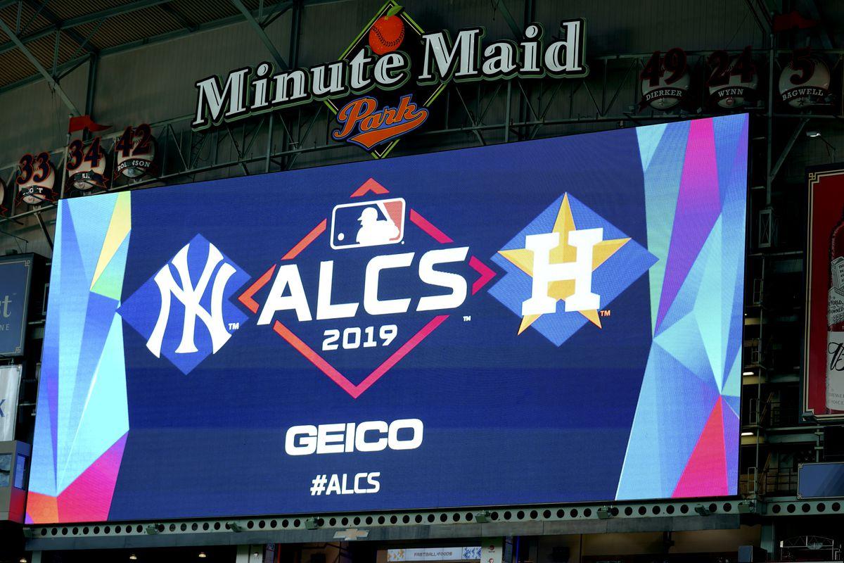 2019 ALCS Game 6 - New York Yankees v. Houston Astros