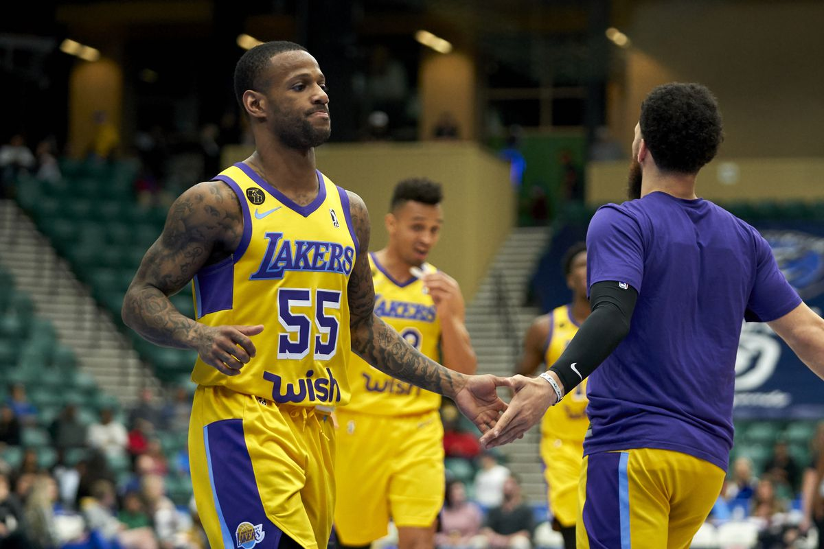 South Bay Lakers v Texas Legends