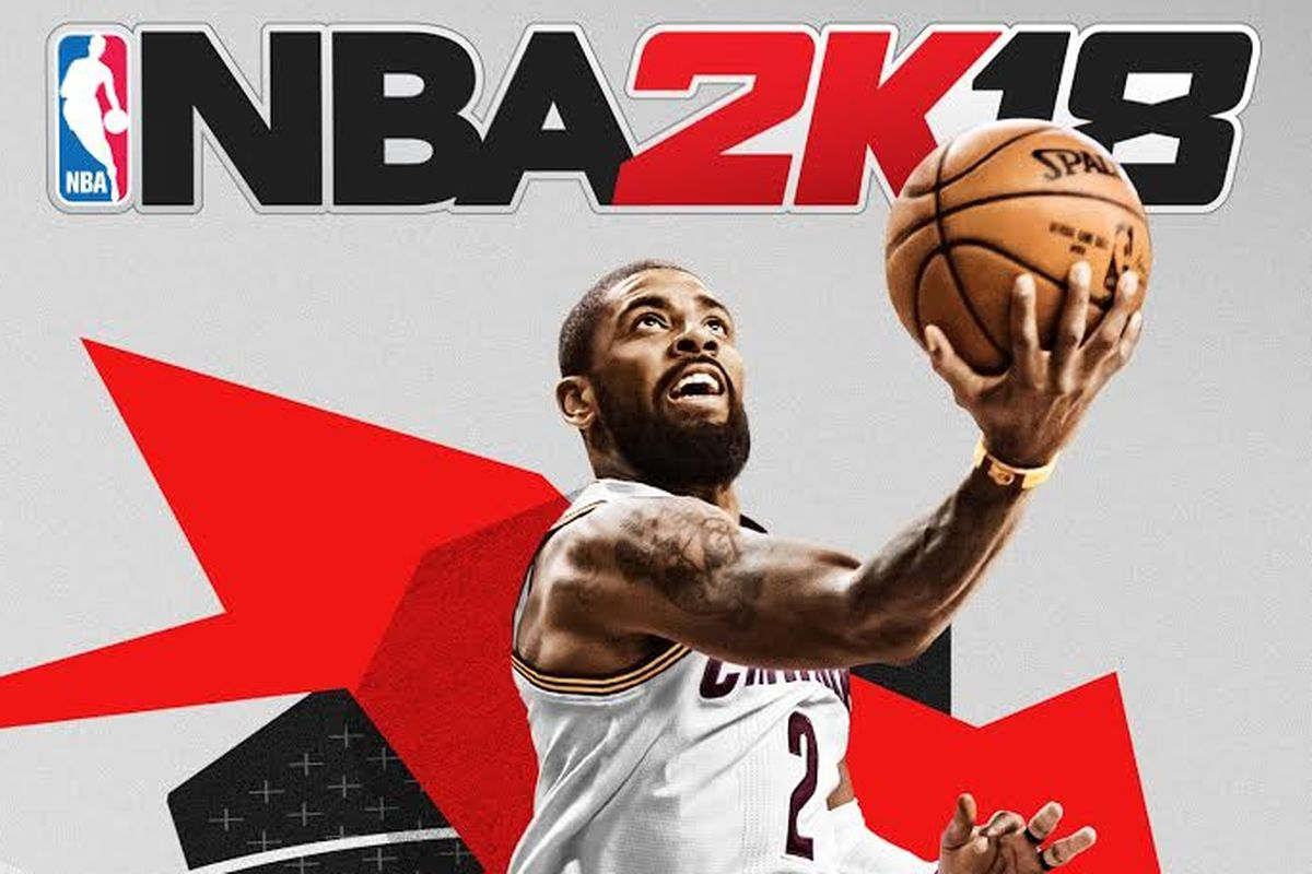nba 2k18 will get a second cover following kyrie irving s trade