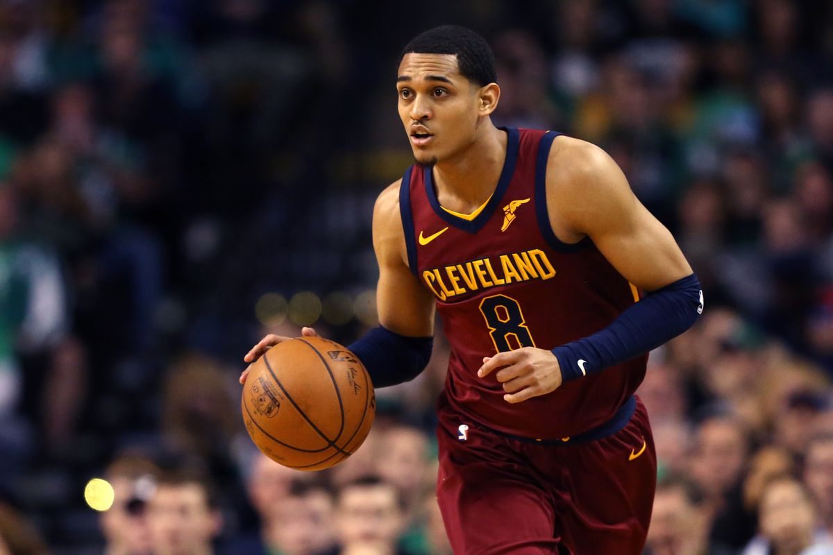 low priced c1deb bf916 2017-18 Cleveland Cavaliers exit interview  Jordan Clarkson proved he  wasn t ready for playoff basketball