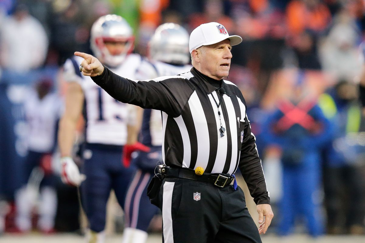NFL To Hire Full Time Officials For First Time In League History