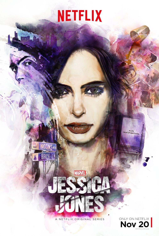 这是Jessica Jones第1季发生的事情