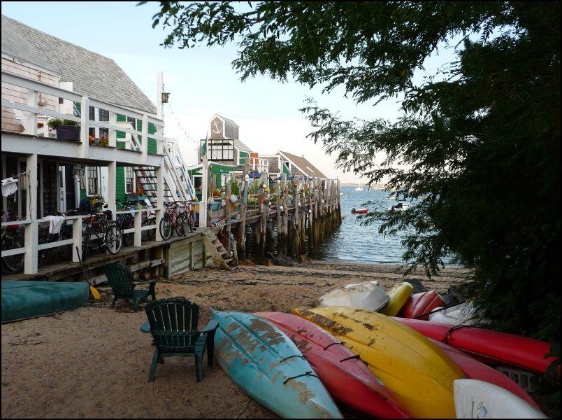 Captain Jack's in Provincetown