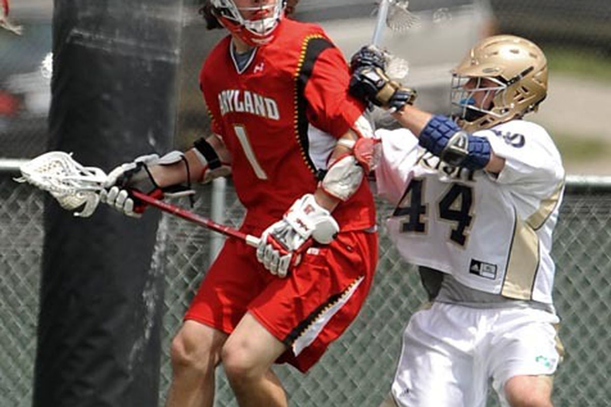 Grant Catalino and the Terps need a big showing in the ACC Tournament