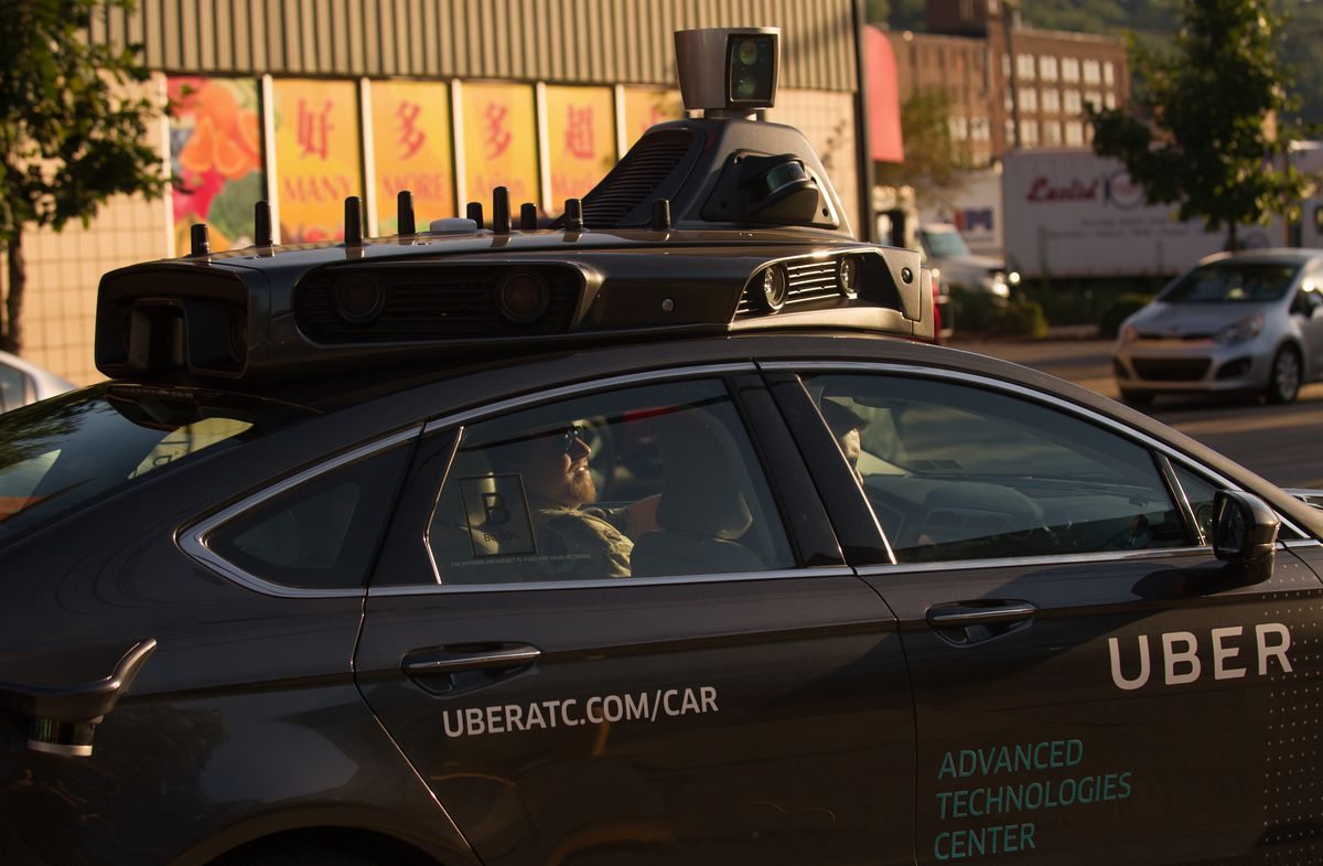 Uber Driverless Cars Cost Money
