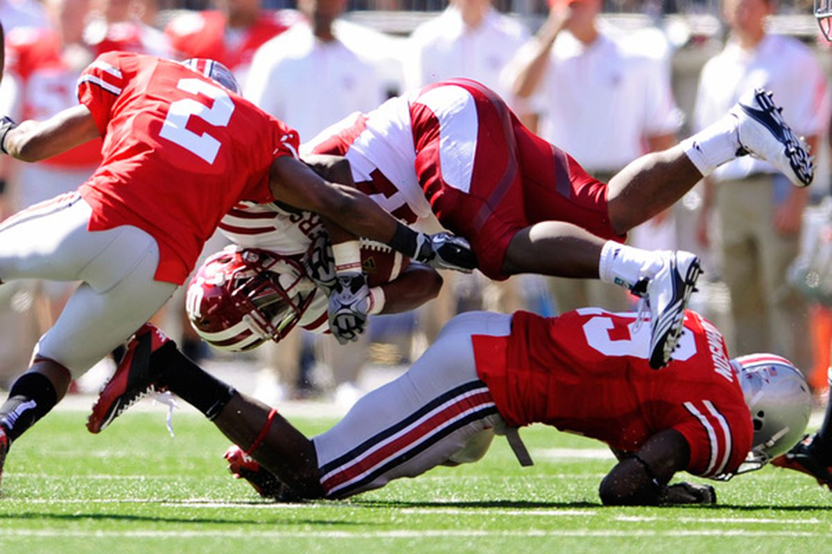 Ohio State Releases 2012 Fall Football Roster (Including