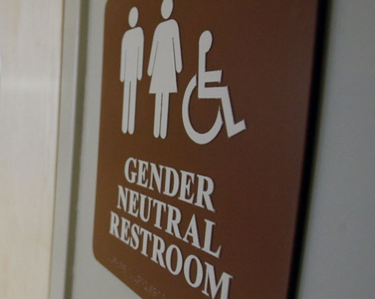 Gender-neutral bathrooms in place of separate ones for men and women would free up floor space in restaurants and other businesses.