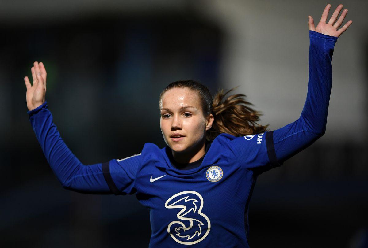 Chelsea v Tottenham Hotspur - FA Women's Continental League Cup