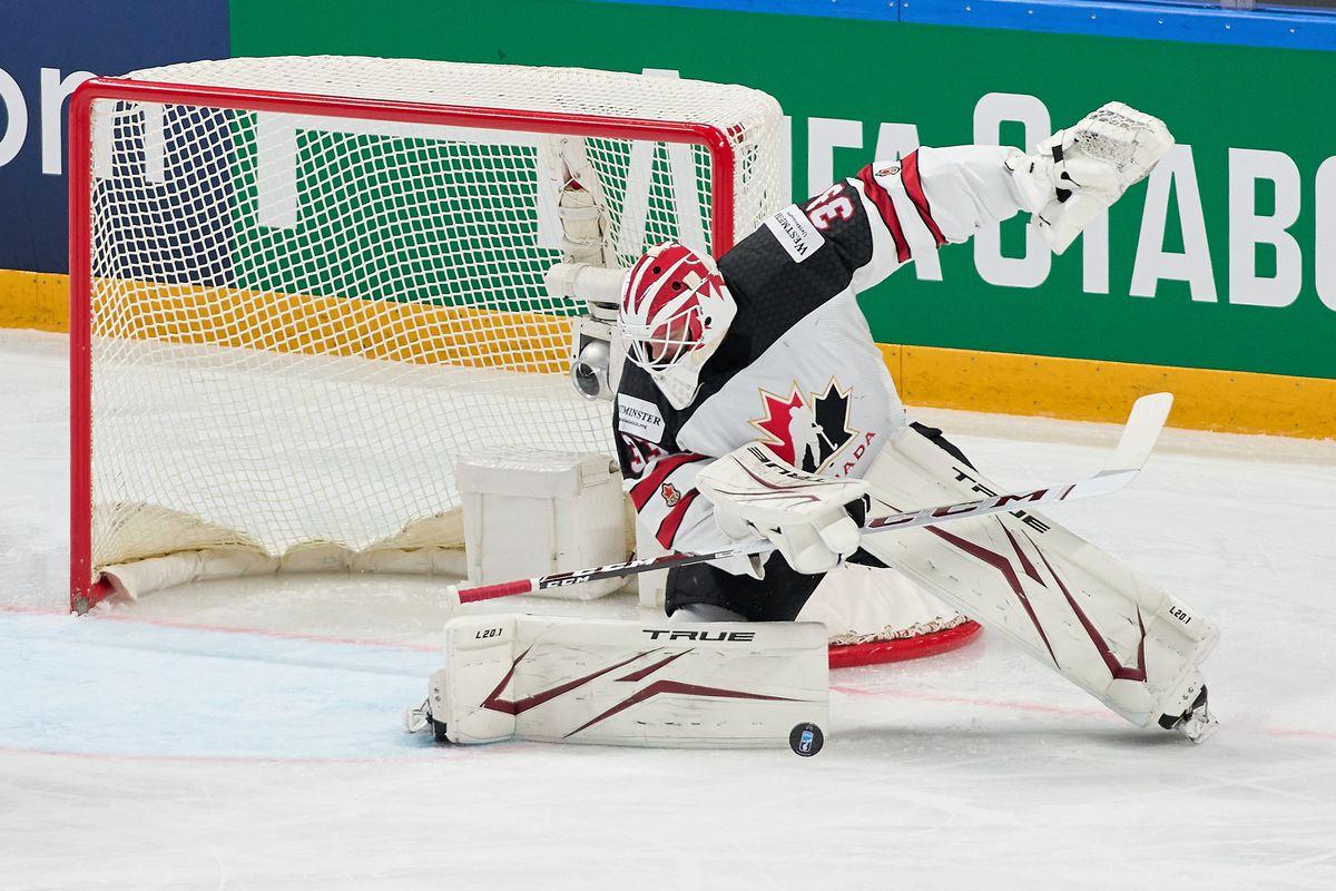 Italy v Canada: Group B - 2021 IIHF Ice Hockey World Championship