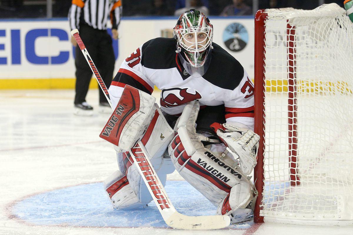 NHL: Preseason-New Jersey Devils at New York Rangers
