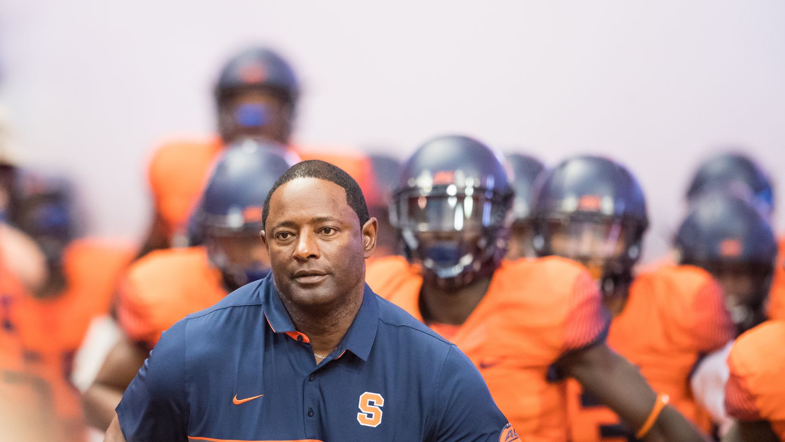 Watch This Victory Speech By Syracuse S Dino Babers Then