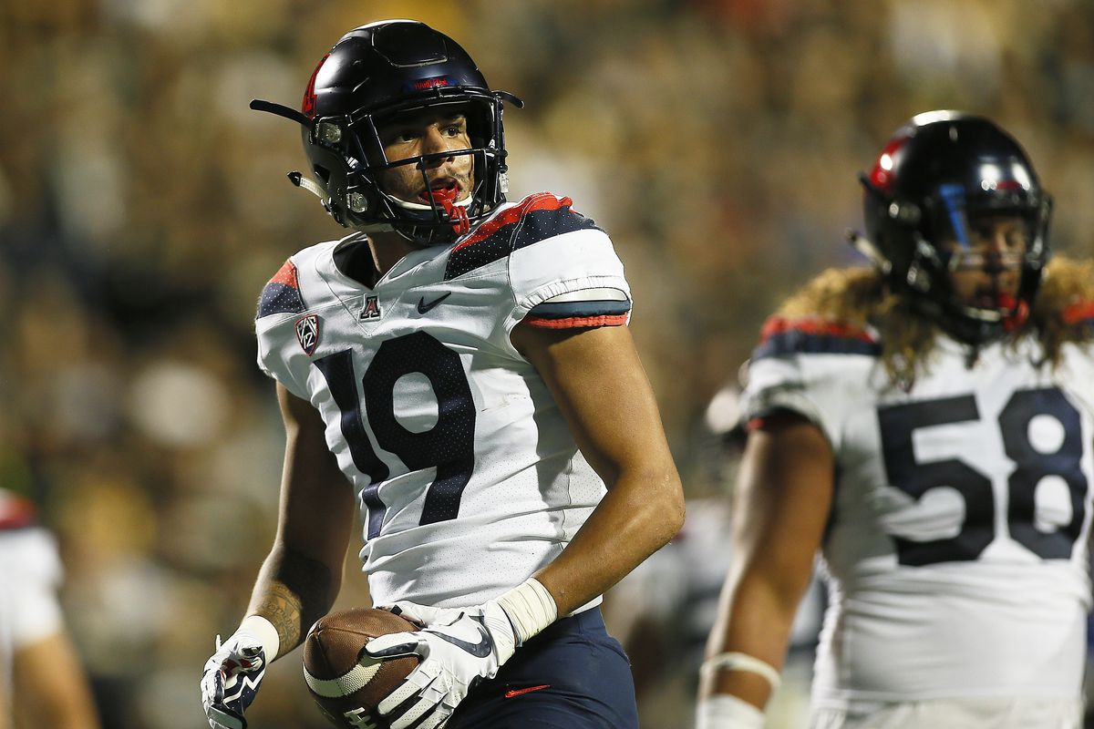 c7e803ba Arizona WR Shawn Poindexter to sign with San Francisco 49ers as ...