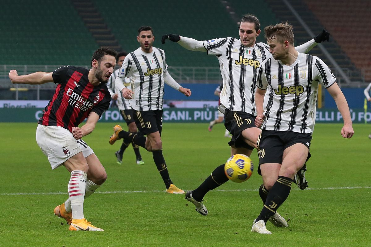 Juventus vs. AC Milan match preview: Time, TV schedule, and how to watch the Serie A