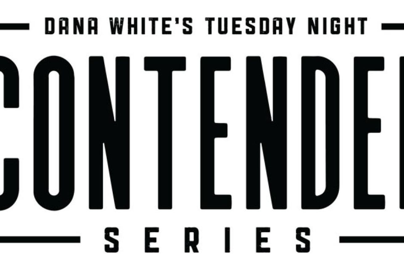 UFC 'Contender Series' 5 results: Live stream play by play updates