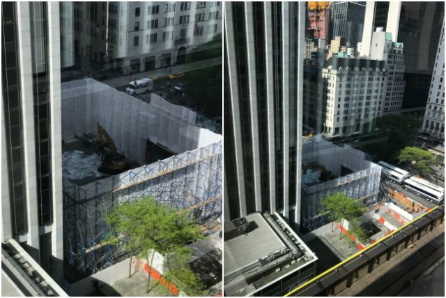 Apple Store's glass cube on Fifth Avenue is taking a sabbatical