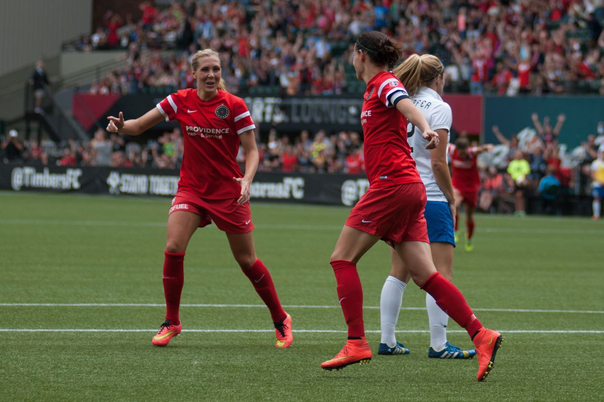 A Six-Point Weekend in Photos, Part 2: Portland Thorns vs. Boston Breakers