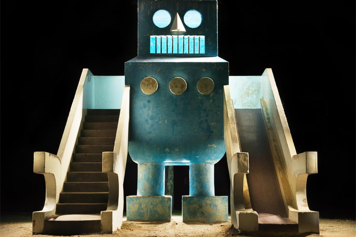 robot playground