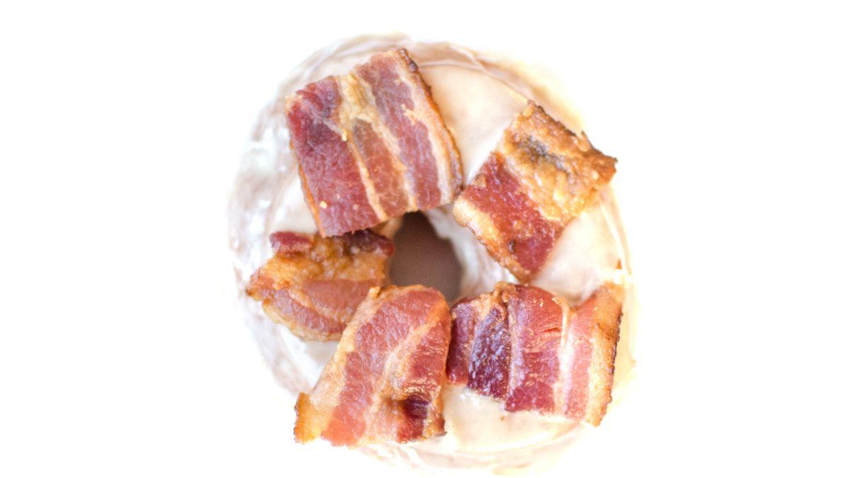 Union Square Donuts maple bacon
