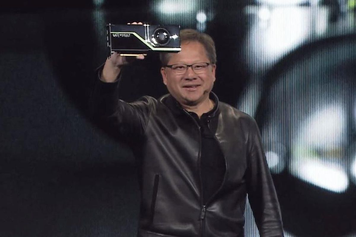 Nvidia unveils Turing architecture and GPUs with dedicated ray