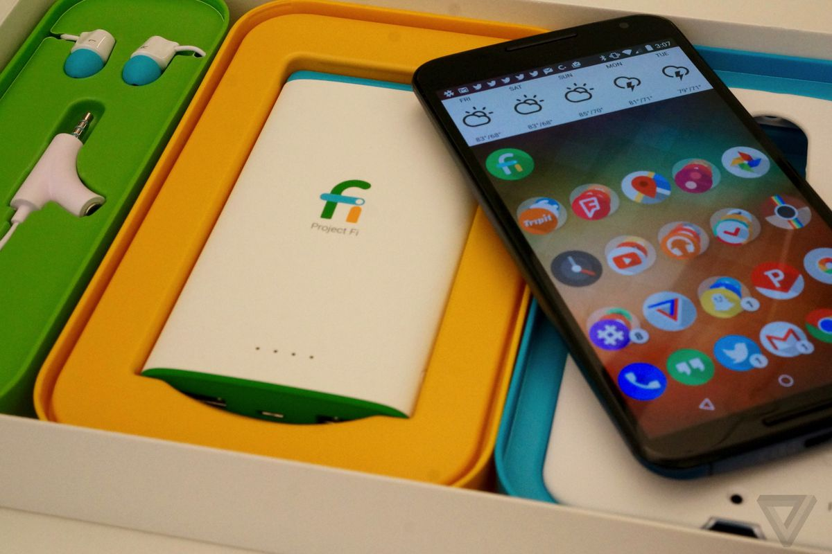 Google's Project Fi now caps data bills at $60